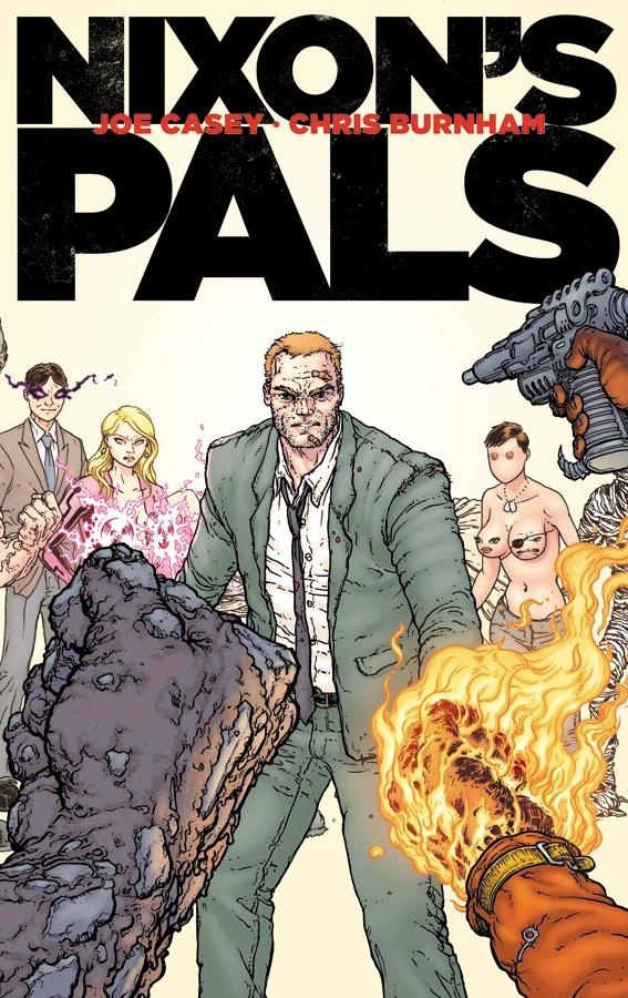 Nixon's Pals Cover